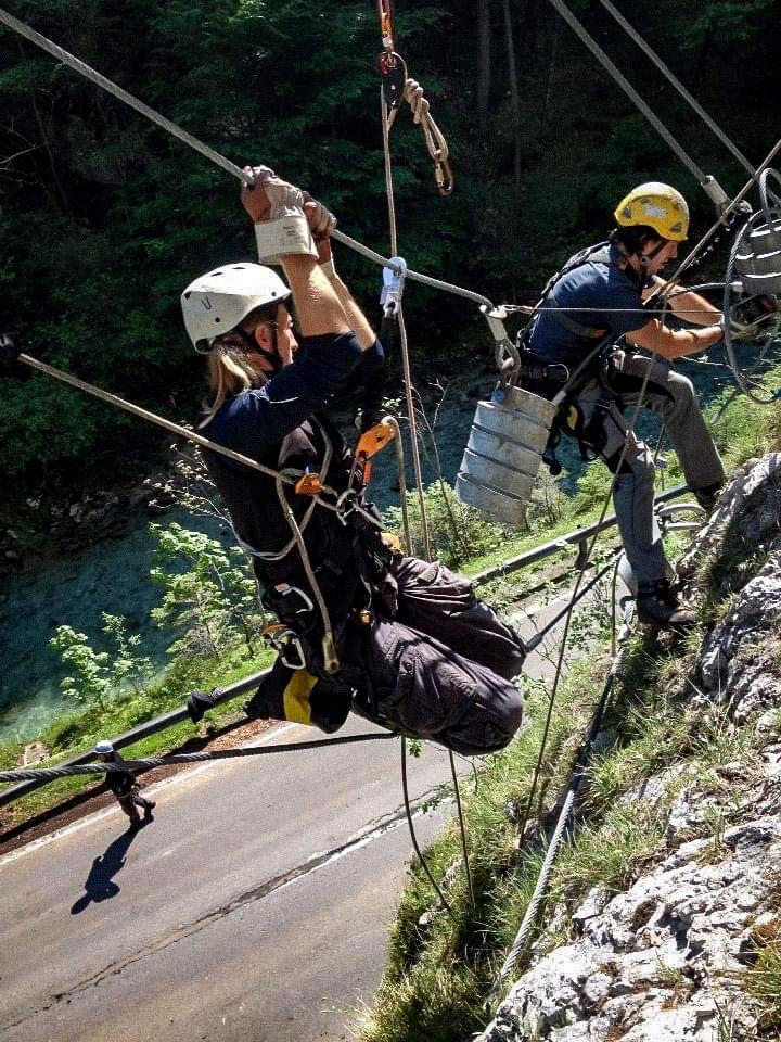ICE - Industrial Climbing Extreme | Alexander Gross | Industrieklettern
